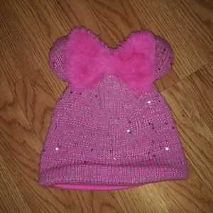 Disney Minnie winter hat